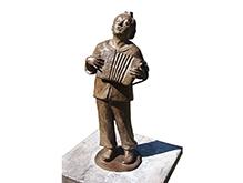 joseph_pignon_sculpteur_fondeur_17_UNE_accordéoniste