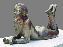 joseph_pignon_sculpteur_fondeur_48_UNE_allongée